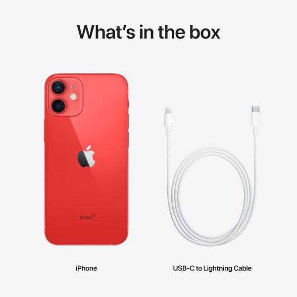 Apple iPhone 12 mini 256 GB Red MGEC3AA/A