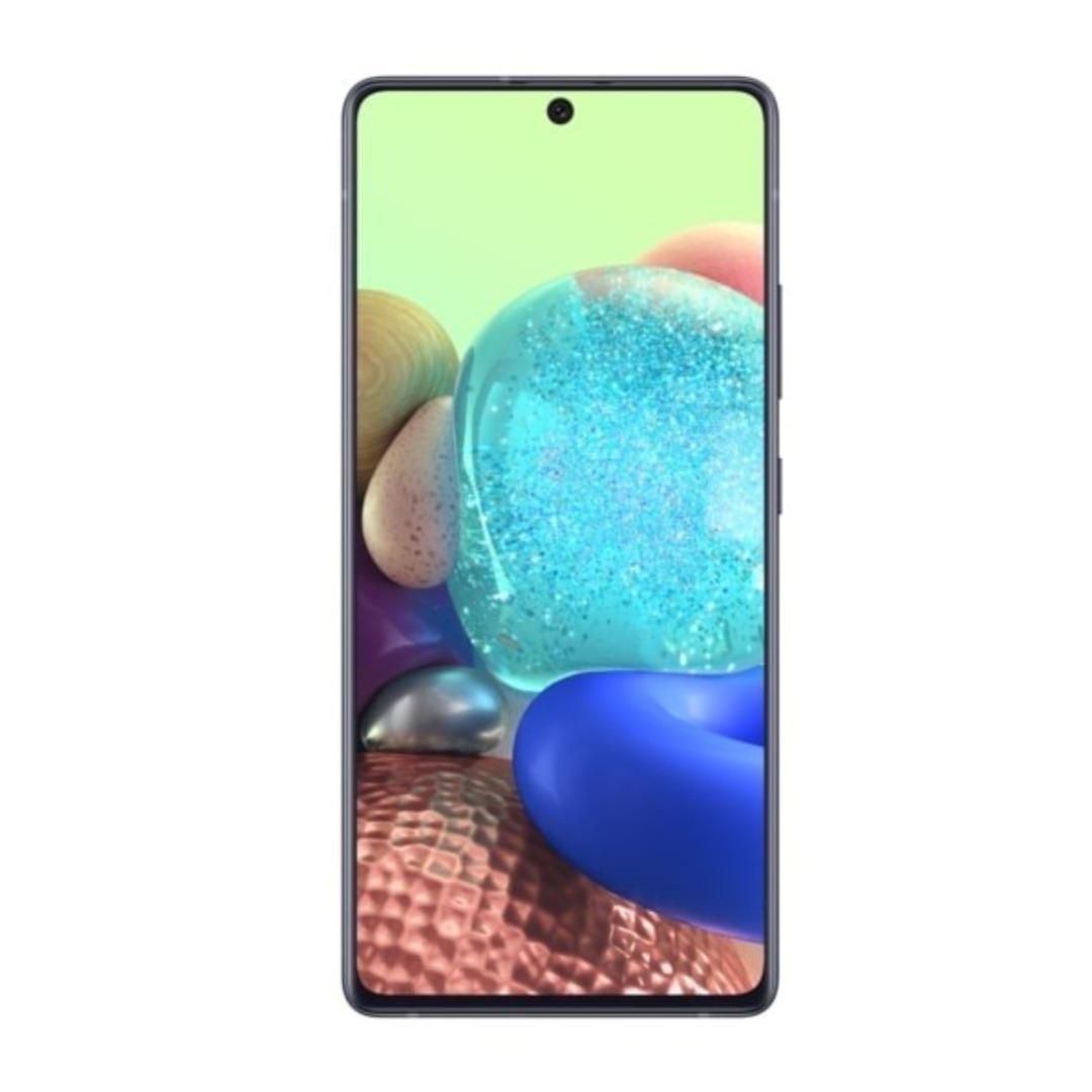 """Samsung Galaxy A71 6.7"""", Dual Sim, 5 LTE, 8GB, 128GB Smartphone Silver (SMA716BZSUXSGW-AA)"""