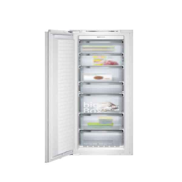 Siemens iQ700 Built-in tall freezer 237Ltrs (GI38NA55M)