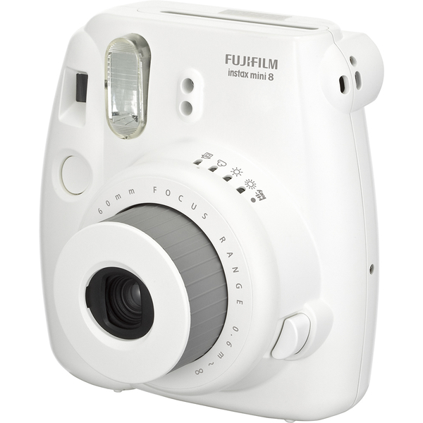 Fujifilm Instax Mini 8 - White (INSTAXMINI8-WH)