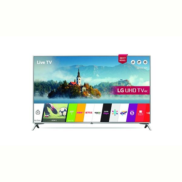 """43"""" LG ULTRA HD 4K TV (43UJ651V)"""