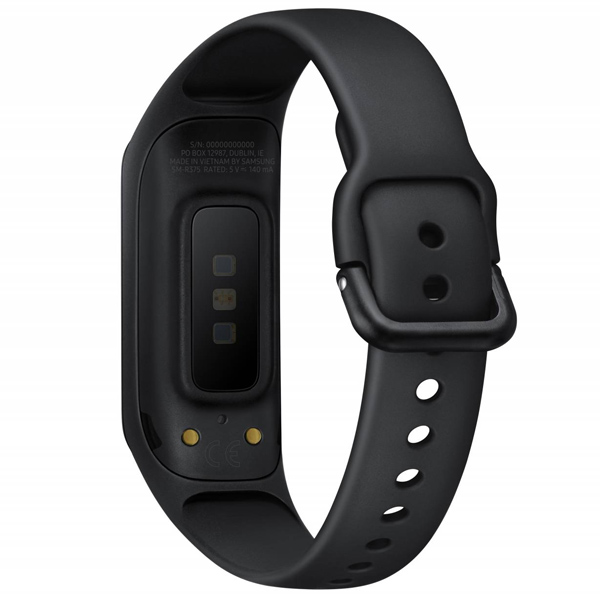 Samsung Galaxy Fit e Waterproof Fitness Tracker Black 0.7 inch (SM-R375-EC)