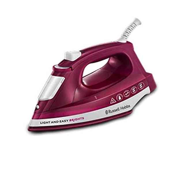 RUSSEL HOBBS IRON / STEAM ,MULBERRY , 2400W (24820GCC)
