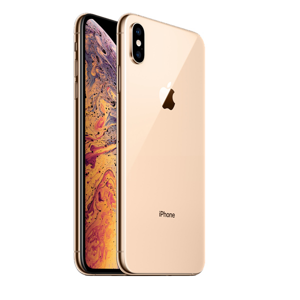 Apple iPhone Xs Max 512GB Smartphone, Gold (MT582AE/A)