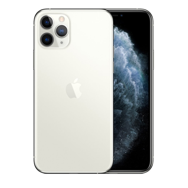 Apple iPhone 11 Pro With FaceTime Silver 256GB 4G LTE - International Specs (MWC82/LLA-EC)