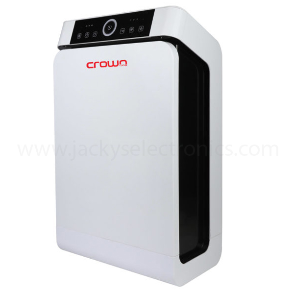 Crownline Air Purifier 3 speed  with sensor, remote control 6291104512474 (AP-202)