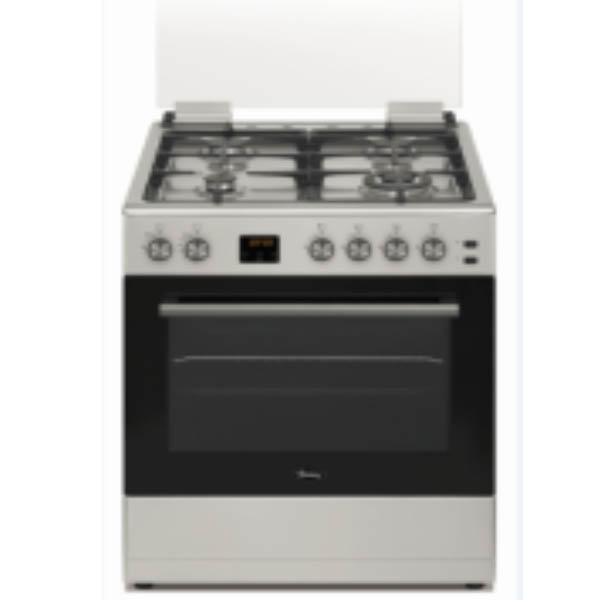 Terim 60X60 Cooker, 4 Gas Burners (TERGE66ST)