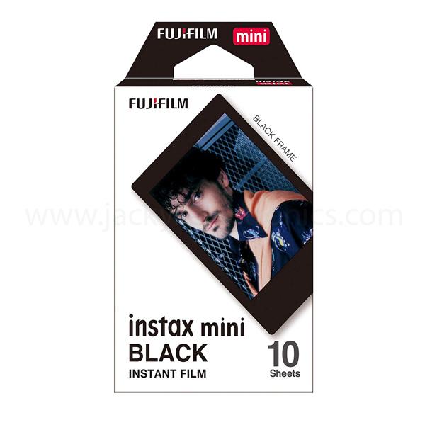 Fujifilm Instax Mini film 10 sheets (Black) INSTAXMINI10-BLACK