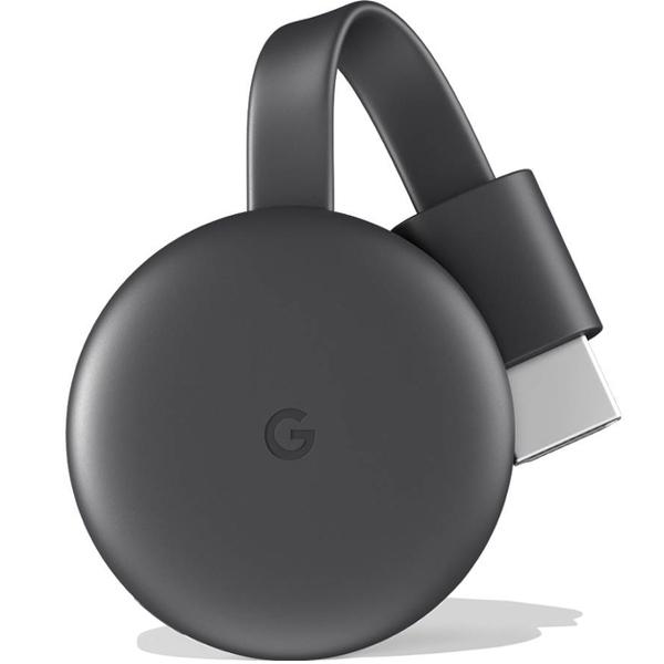 GOOGLE CHROMECAST  3 (Chromecast3-EC)