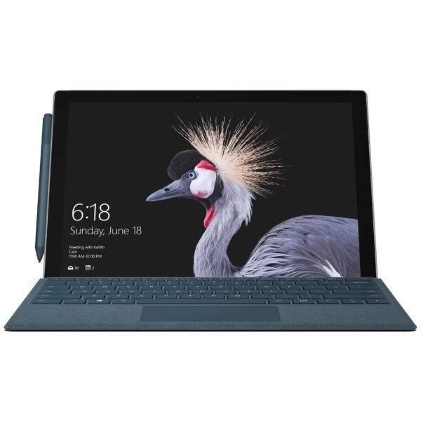 Microsoft Surface Pro Laptop, Intel Core i5, 12.3 Inch, 128 GB, 4 GB RAM, Silver (FJU-00006)