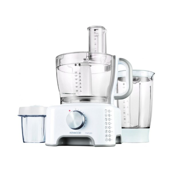 Kenwood Multipro Food Processor 32 functions 900 Watts - White (FP730)