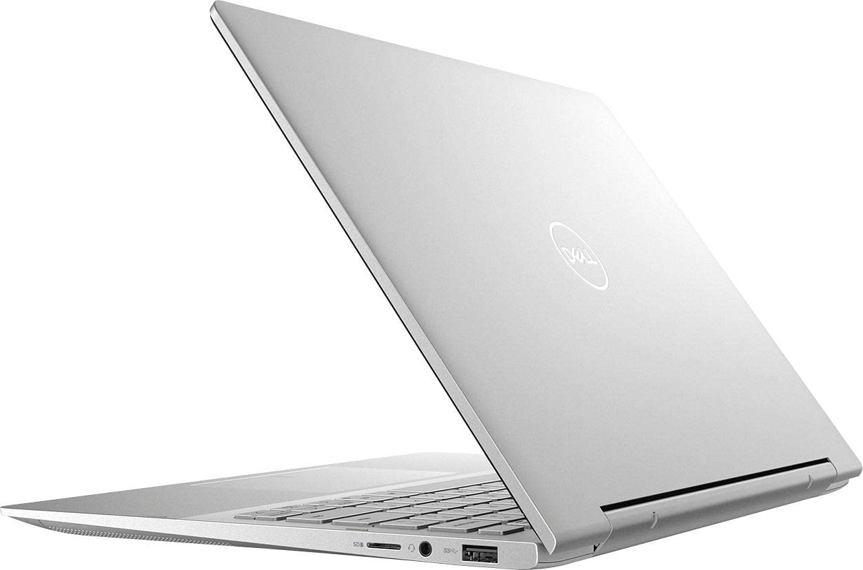 "Dell Inspiron 7391 13"" i5 8GB 512GB SSD + 32GB Optane, Shared Graphics 13.3"" FHD Touch Display Win 10 Home - Silver"