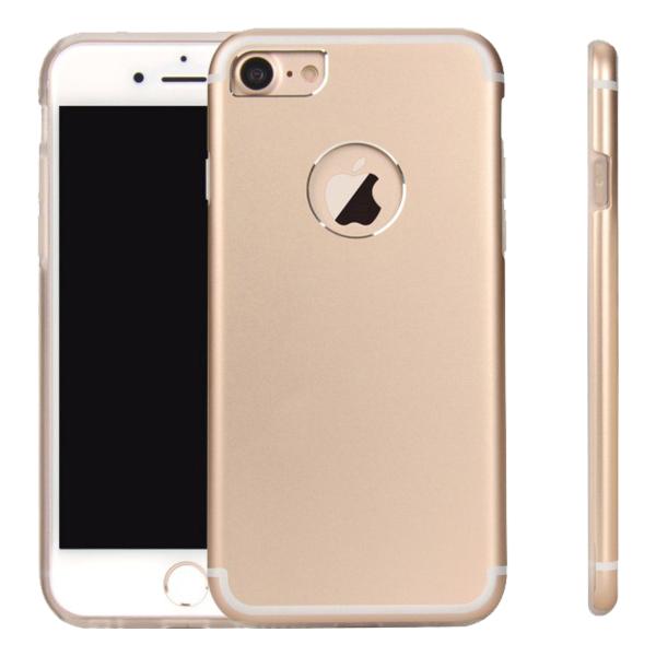 My Candy iPhone 7 Plus Titanium Back Case - Gold (ACMYCIP7PTTGLD)