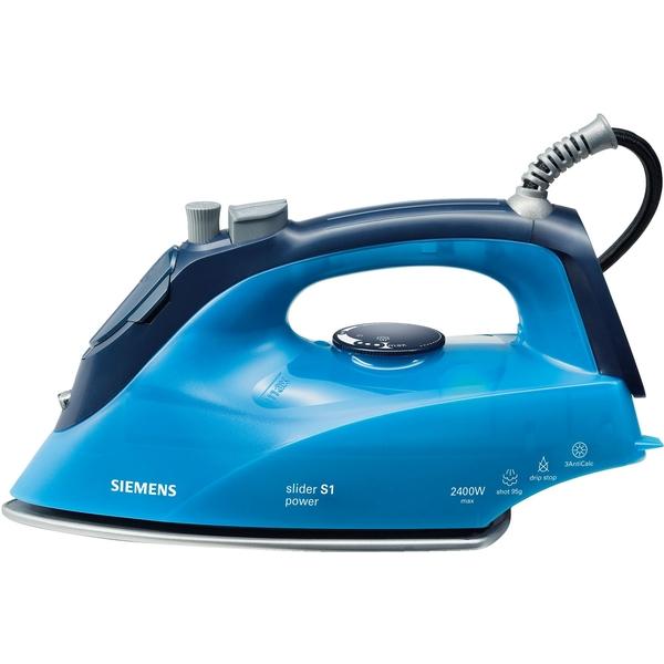 Siemens Steam Iron, Blue (TB26300GB)