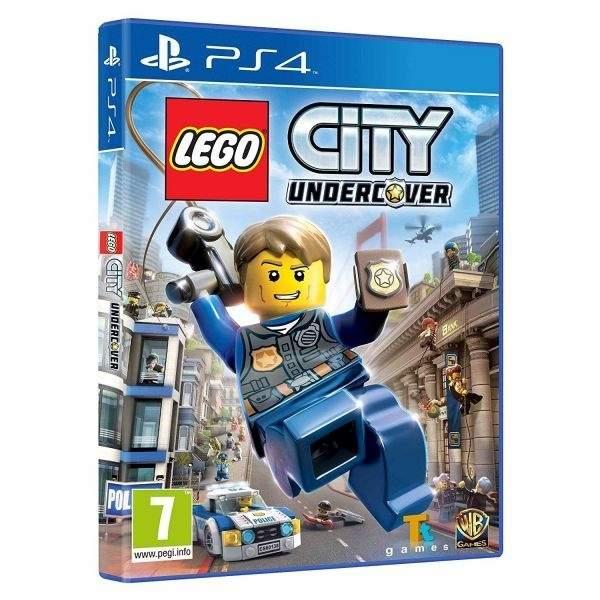 LEGO CITY UNDERCOVER - R (PEGI) CD07096
