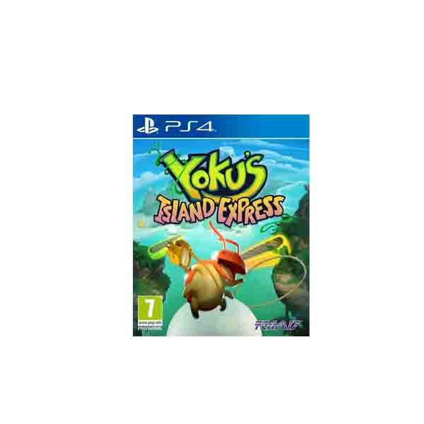 YOKU'S ISLAND EXPRESS PS4 (CD00015)