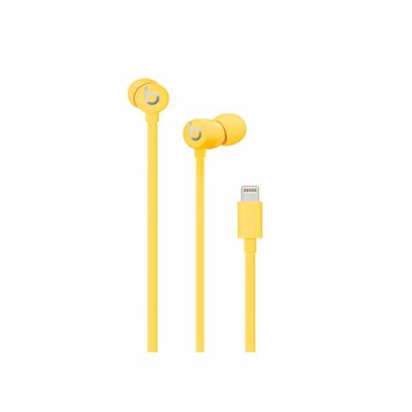Beats urBeats3 Earphones with Lightning Connector – Yellow (MUHU2EE/A)