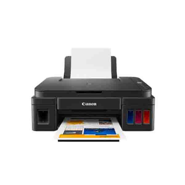 Canon PIXMA Multifunction Ink Tank Printer (G2410)