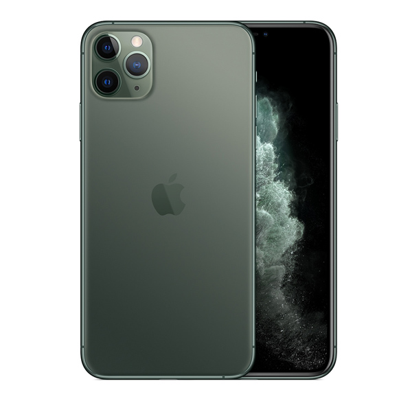 IPHONE 11 PRO MAX 256 GB MIDNIGHT GREEN (MWHM2) FACETIME