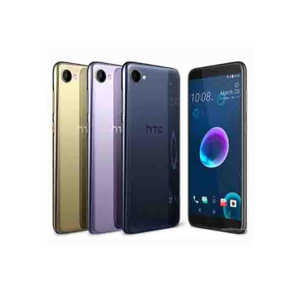 HTC Desire 12 Smartphone - Black (99HAPD018-00)