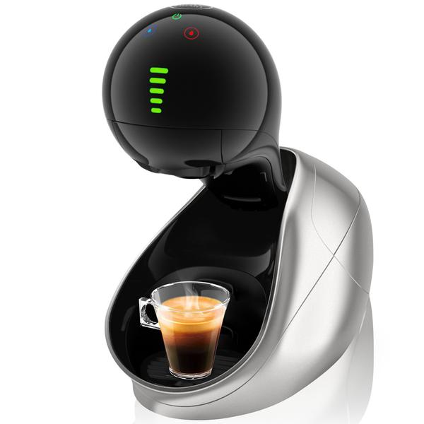 Nescafe Dolce Gusto Coffee Maker Movenza Silver (MOVENZA-SL)