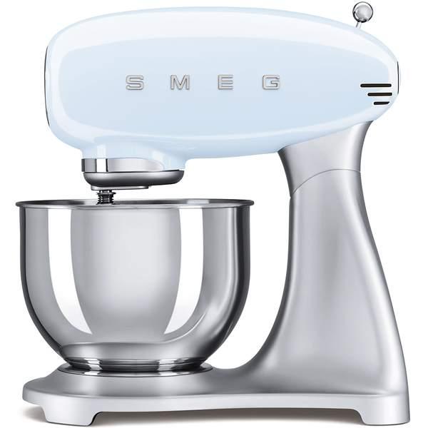Smeg 50's Retro Style Aesthetic Kitchen Machine (SMF01PBUK)