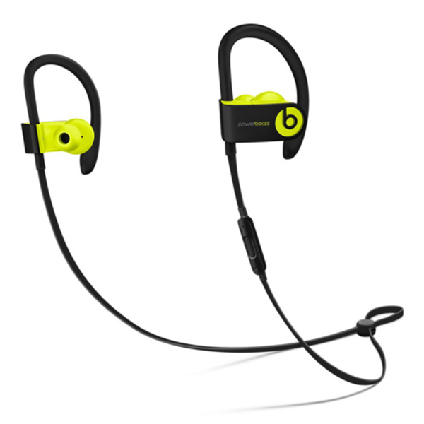 Beats MNN02 Powerbeats3 Wireless Earphones, Yellow (MNN02-EC)