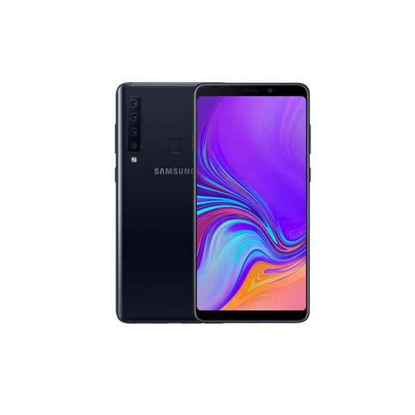 Samsung Galaxy A9 (2018) Dual SIM Caviar Black 128GB 6GB RAM 4G LTE (SMA920-BLK-EC)