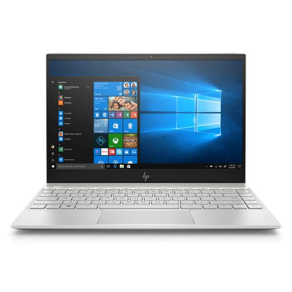 HP Envy Laptop 8th Gen, 13.3 Inch FHD, Intel Core i7-8550U, Upto 4GHz, 8GB RAM, 256GB SSD, Win 10, Silver (13-AH0002)