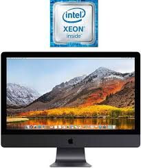 Apple 27 inch iMac Pro with Retina 5K display 3.2GHz 8-core Intel Xeon W MQ2Y2AB/A