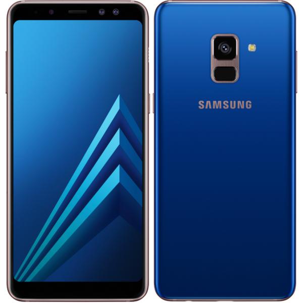 Samsung A6 Plus (2018) 64GB Smartphone, Blue (SMA605FW-64GBBL)