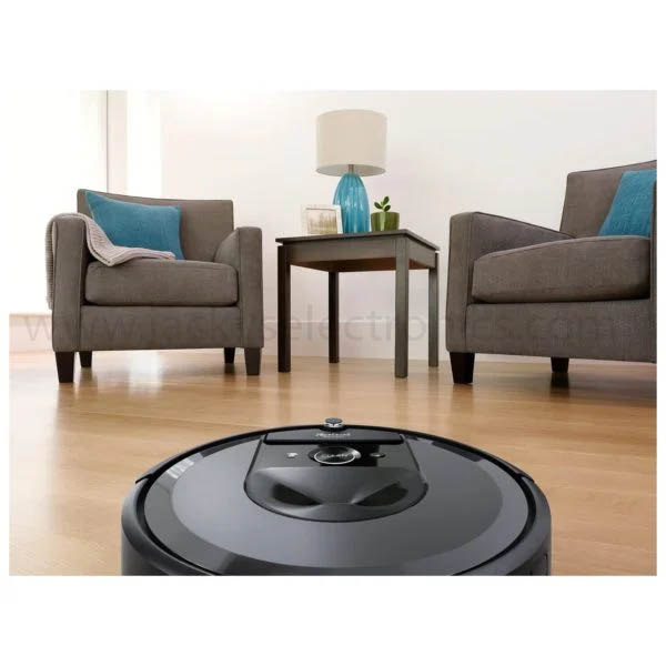 iRobot Roomba i7 WiFi Enabled Robotic Vacuum Cleaner (i715840)