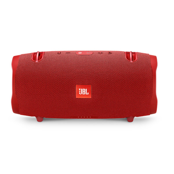 JBL Xtreme 2 Portable Wireless Bluetooth Speaker Red (XTREME2-RED-EC)