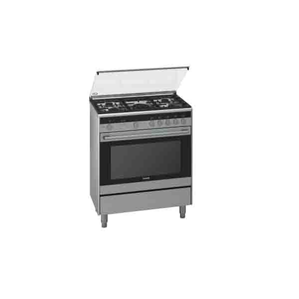 Siemens 5 Gas Burner, Electric oven, Catalytic Oven rear and side, Full safety (HQ738357M)
