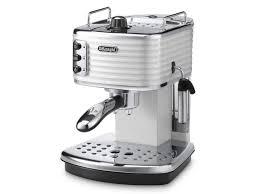 DeLonghi ECZ351 Scultura Coffee Machine ECZ351.W