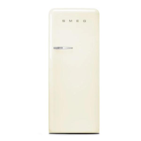 Smeg Single Door Refrigerator 248 Litres (FAB28RCR3GA)