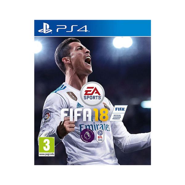 PS4 Fifa 18 Gaming Software (CD22309)