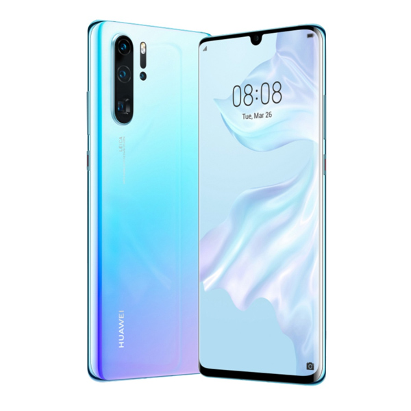 HUAWEI MOBILE PHONE / P30 PRO ,128GB, BREATHING CRYSTAL (P30PRO-128GB-BL)