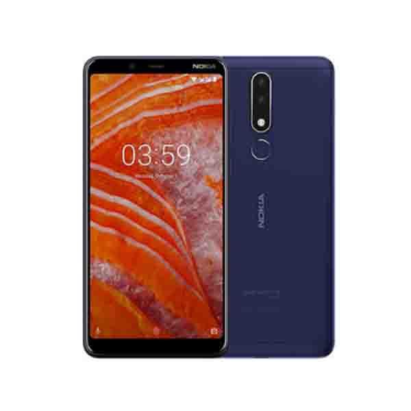 NOKIA MOBILE PHONE / NOKIA 3.1+ TA-1104 3/32 BLU 11ROOLW1A05 NOKIA3-1PLUSW-BL