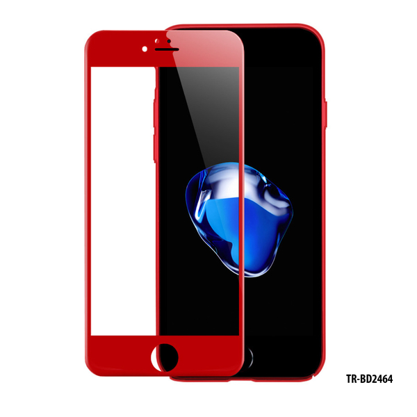 Trands Full Protect Case and 3D Glass (TR-BD2464)