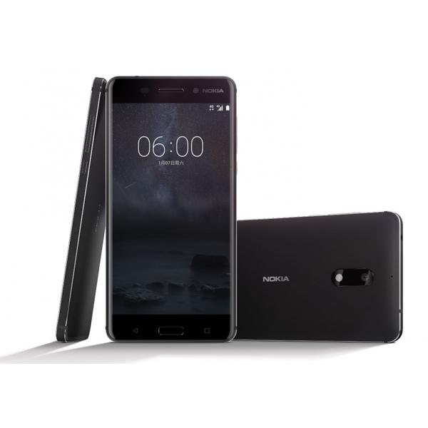Nokia 6 Smartphone (NOKIA6W-B)