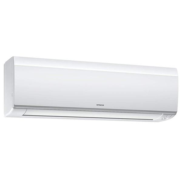 Hitachi 1 Ton Split Air Conditioner with Rotary compressor & R410 refrigerant, White (CSE012ABDA2EU)
