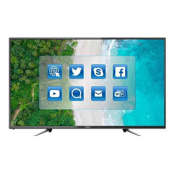 "Nikai FULL HD SMART LED TV 50""(NTV5000SLED)"