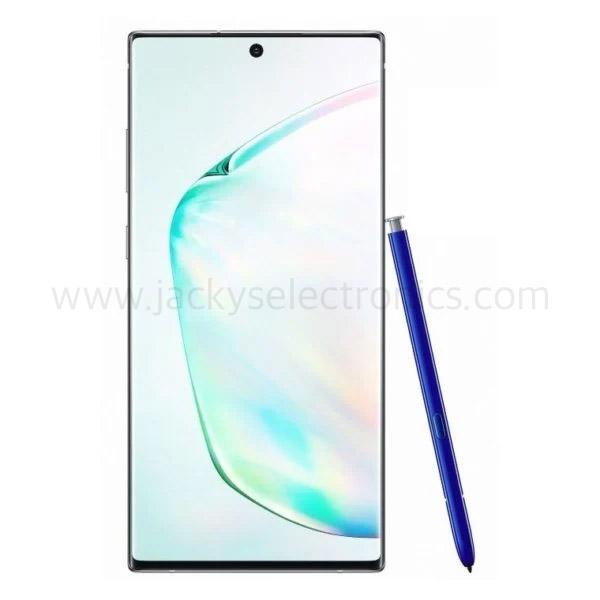 Samsung Galaxy Note 10 Plus 256GB Blue 5G Single Sim  (SMN976QW-256GBBL)