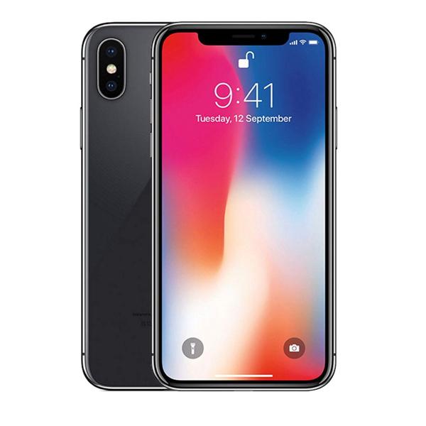 Apple iPhone X 64GB Space Grey (IPX64GBGY-EC)