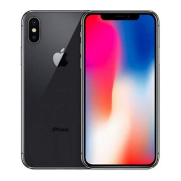 Apple iPhone X 256GB Space Grey (IPX-256GY-EC)