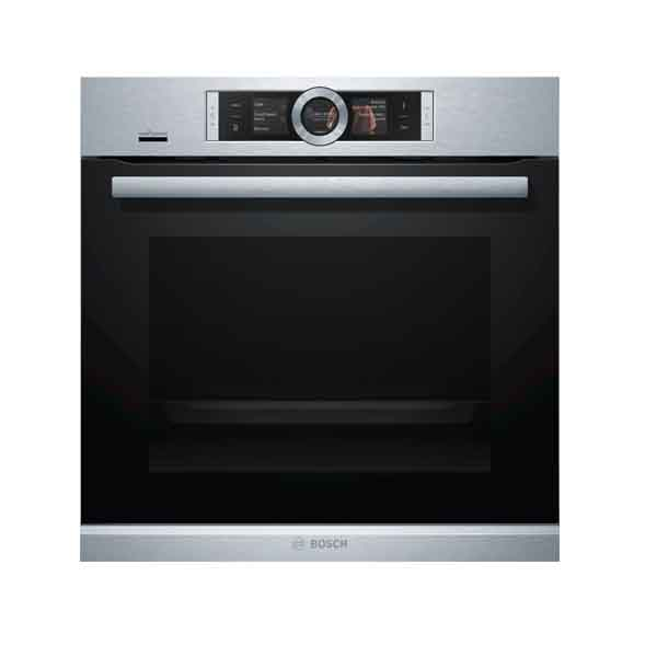 Bosch Serie 8 built-in oven Stainless steel (HBG6764S6M)