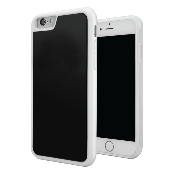 My Candy iPhone 7 Stick Border - White (ACMYCIP7STWHT)