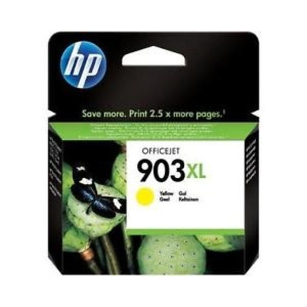 HP 903XL High Yield Yellow Original Ink Cartridge