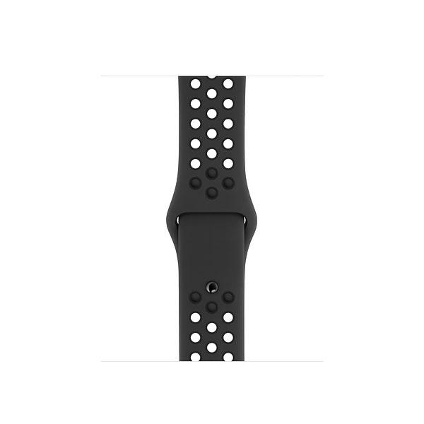 Apple 40mm Anthracite/Black Nike SportBand – S/M&M/L (MX8C2ZE/A)